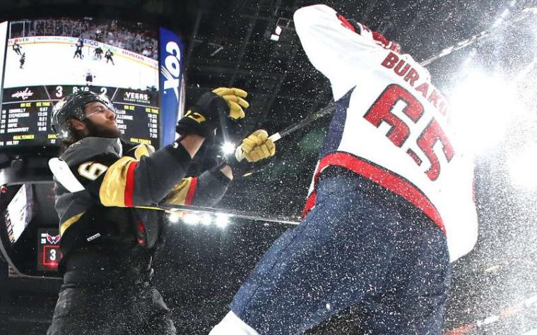 NHL Stanley Cup: Capitalsi brejknuli Golden Knightse