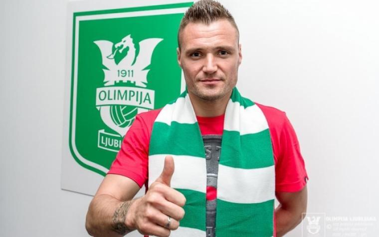Bivši golgeter Bordo tima pojačao prvaka Slovenije!