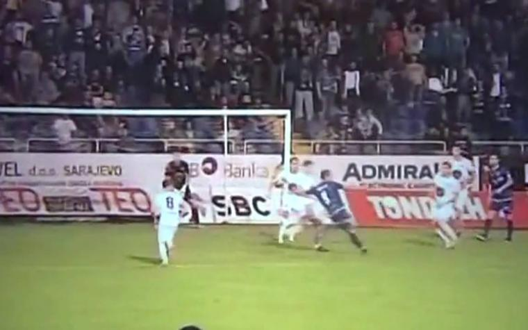 (VIDEO) Željezničar na pogon novajlija: Marković postigao prvijenac!
