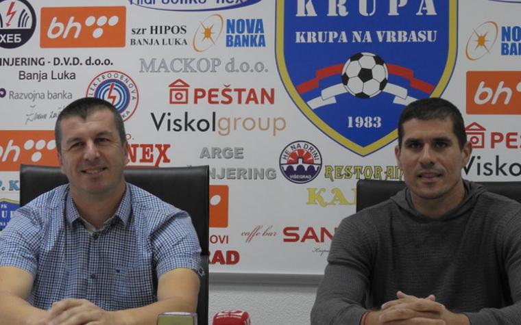 Starčević: 'Po stanju na tabeli, mi smo favoriti u Zenici'
