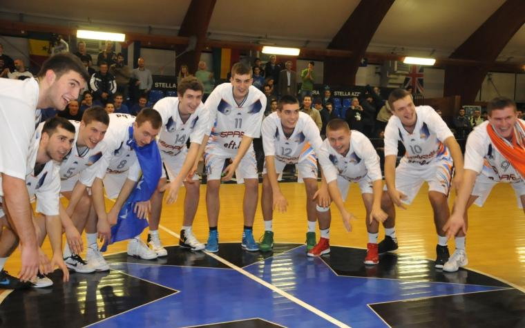 Juniori Sparsa ponovo na turniru omladinske Eurolige