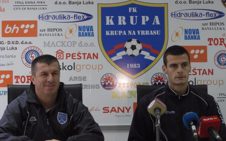 Starčević: Idemo u Bijeljinu da pokušamo da odigramo jednu kvalitetnu utakmicu