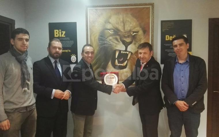 Mladost dogovorila saradnju s Galatasarayjem