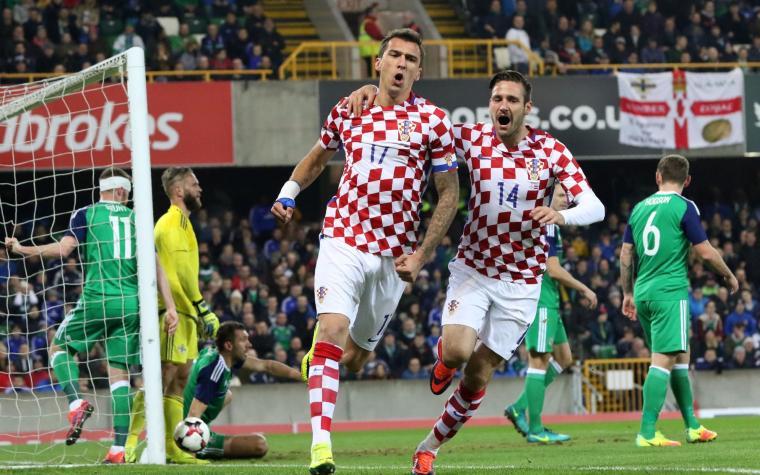 (VIDEO) Hrvatska pregazila Sjevernu Irsku u gostima, Ukrajina bolja od Srbije