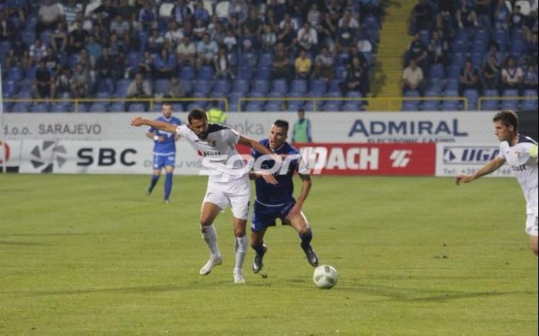 (UŽIVO) NK Vitez - FK Željezničar 0:2 (0:1)