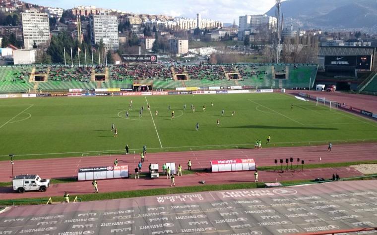 (VIDEO) Šišić smanjio prednost Sarajeva na Koševu