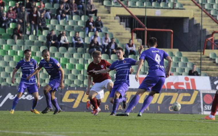 (VIDEO) Očajna reakcija odbrane Sarajeva, Mladost postigla drugi gol