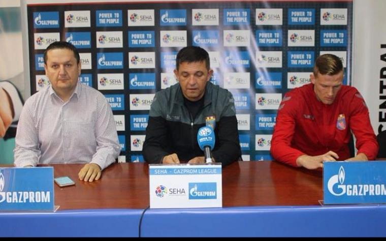 Grbavac i Mandić složni: Uz pomoć publike do iznenađenja protiv Brest Meškova