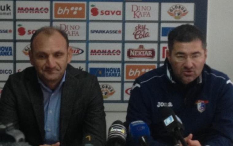 Musa: Čekali smo priliku i postigli gol; Milošević: Znali smo da je protivnik uigran