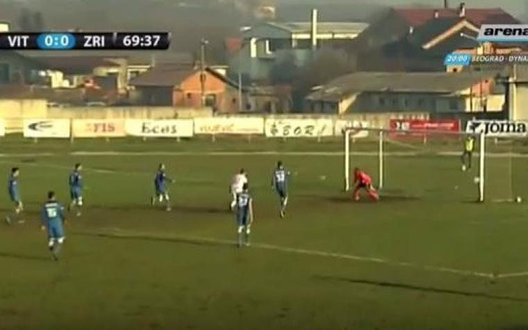(VIDEO) Džoker Toni Jović poveo Zrinjski ka pobjedi protiv Viteza