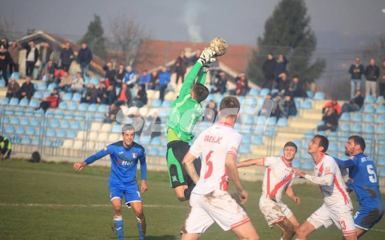 Zrinjski osigurao plasman u Ligu za prvaka četiri kola prije kraja sezone