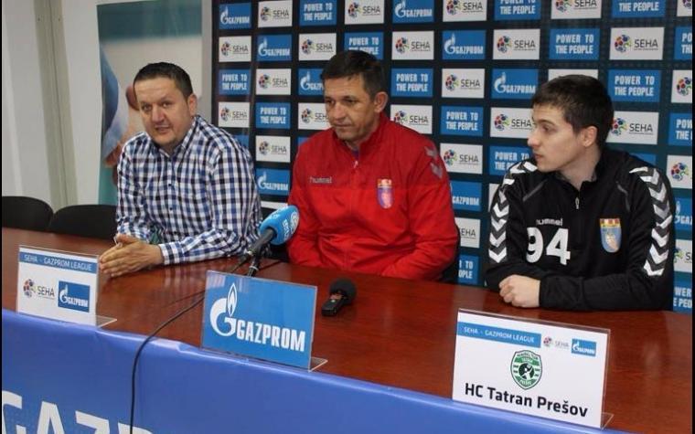 Grbavac i Jarak poručili: U Prešovu možemo do punog plijena