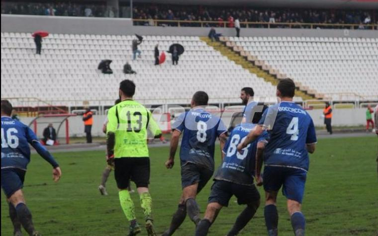 (UŽIVO) FK Željezničar - NK Čelik