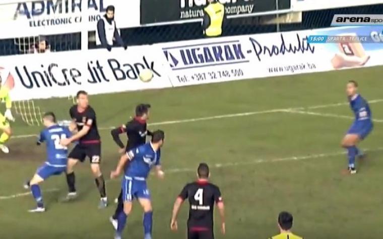 (VIDEO) Marković pogodio za veliko slavlje na Grbavici