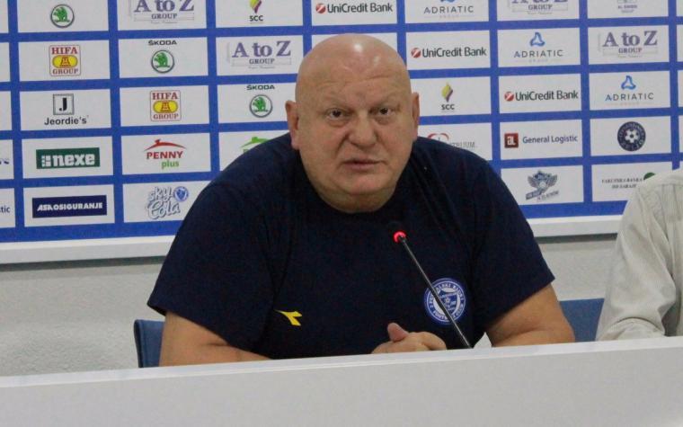 Slavko Petrović: Ova pobjeda je meni jako slatka, dali smo navijačima nešto o čemu će maštati tri mjeseca