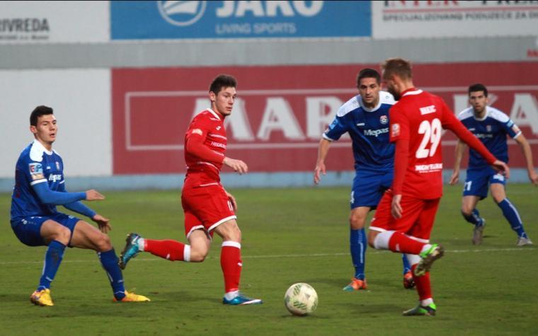 (FOTO/VIDEO) Široki Brijeg u uzbudljivoj utakmici savladao Mladost