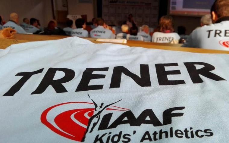 """Održani seminar za trenere i promocija projekta """"Kid's athletics"""" u Tuzli"""