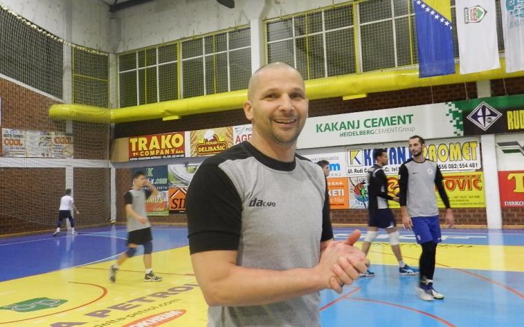 Aganović pred meč sa Radnikom: Sjajna atmosfera u klubu i oko kluba, pozivamo navijače da nas podrže