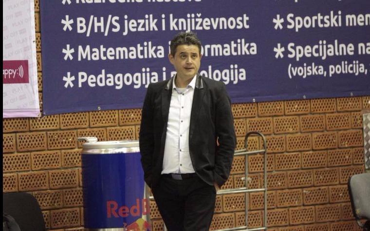 Goran Lojo: Već smo se plasirali dalje, ali danas želimo pobjedu protiv Triglava