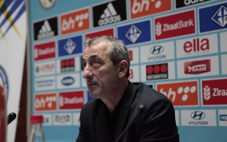 FIFA: Suspenzija za Mehmeda Baždarevića
