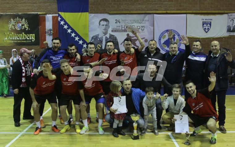 (FOTO) Austria osvajač 24. Memorijalnog turnira Asim Ferhatović Hase