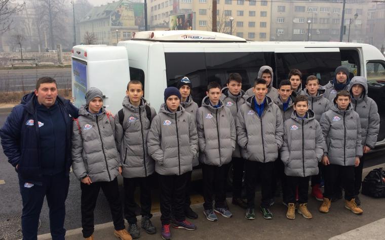 Pioniri Sparsa otputovali na turnir u Zagrebu