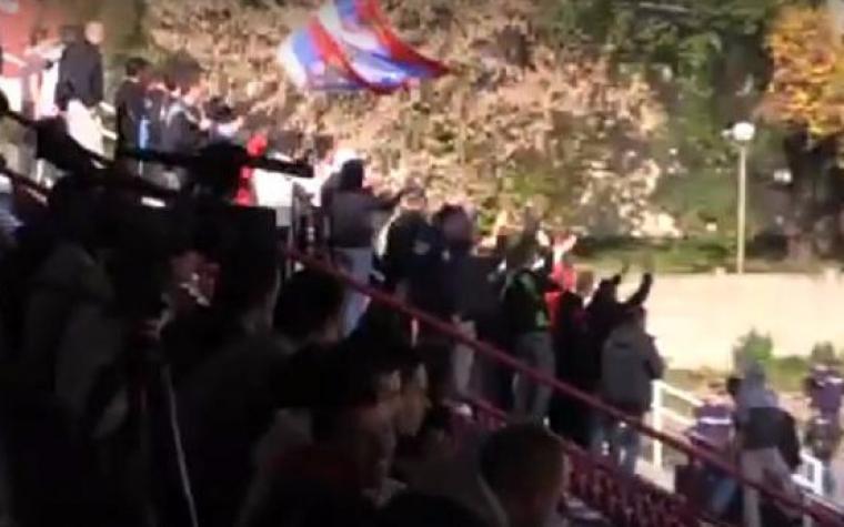 Kozara kažnjena: Fašizam na tribinama košta samo 1000 KM