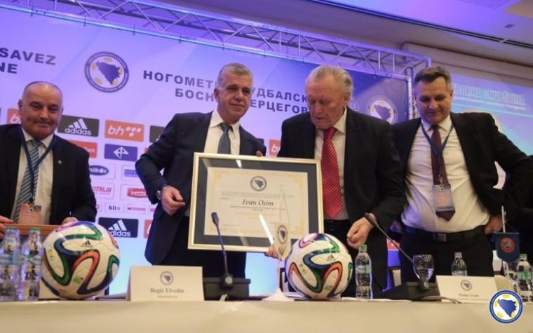 Ivica Osim: 'Ovi naši su me nagradili, samo da me se riješe'