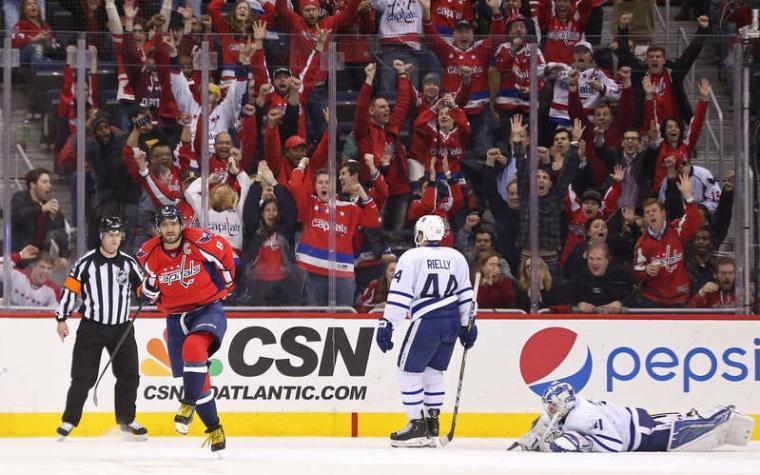 NHL: 11 pogodaka u Verizon Centeru