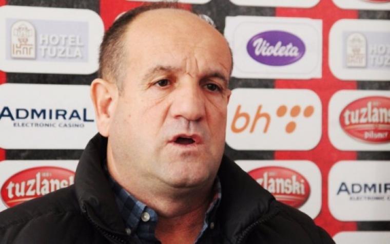 Senad Mujkanović pred prozivku: Klub se susreće s mnogim ozbiljnim problemima