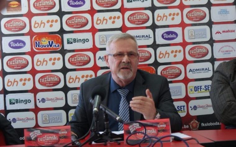 Sloboda želi igrati evropske utakmice na Tušnju