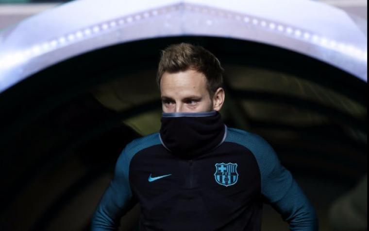 Ivan Rakitić izbačen iz sastava Barcelone, neizvjesna skorija budućnost u prvaku Španije