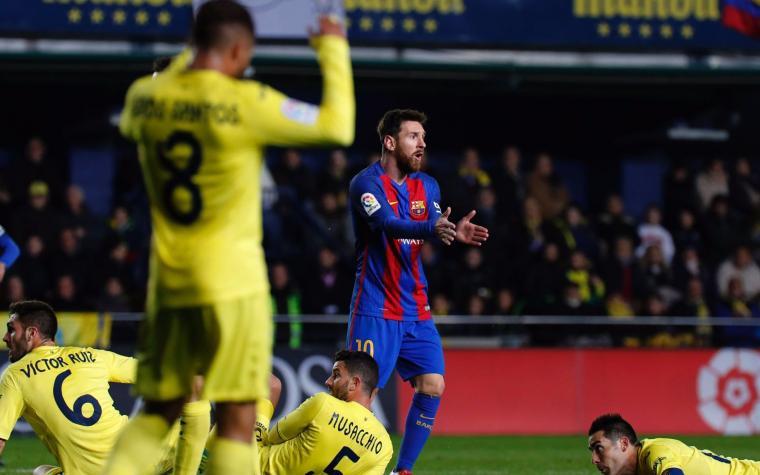 Messi 'izvukao' Barcelonu u 90. minuti