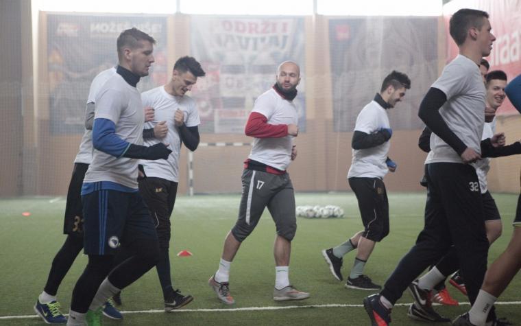 Emir Hadžić: S novim ljudima u klubu stigla je i pozitivna energija, svi vjerujemo u opstanak