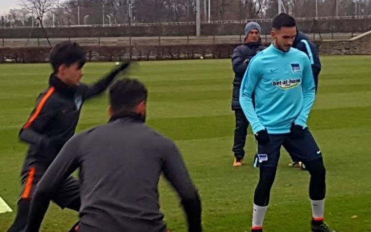 Muslimović postaje saigrač Ibiševiću u Herthi, gol na probnoj utakmici za mladog fudbalera