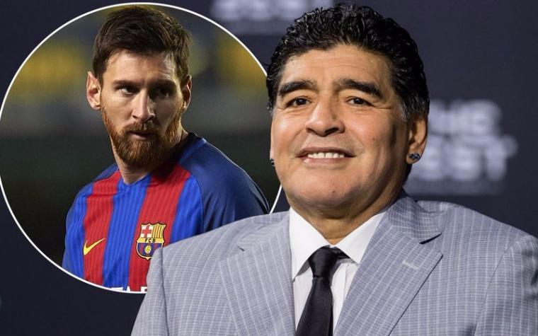 Messi razočarao Maradonu
