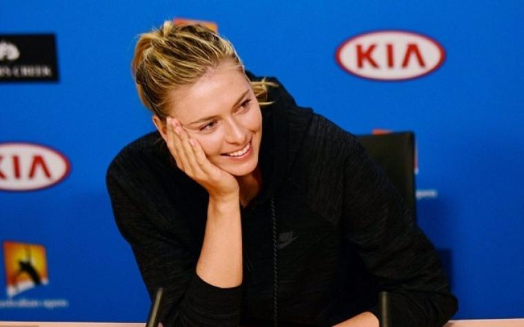 Sharapova se vraća tenisu nakon suspenzije zbog dopinga.