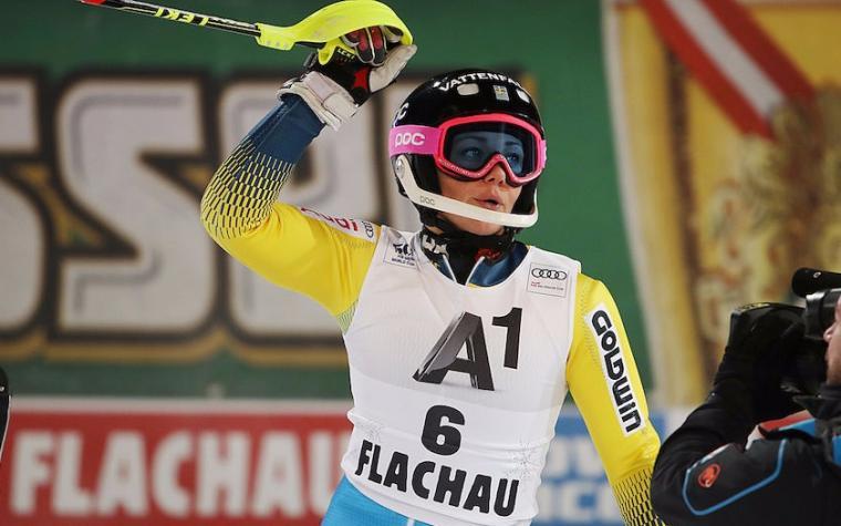 Frida Hansdotter pobjednica noćnog slaloma u Flachau