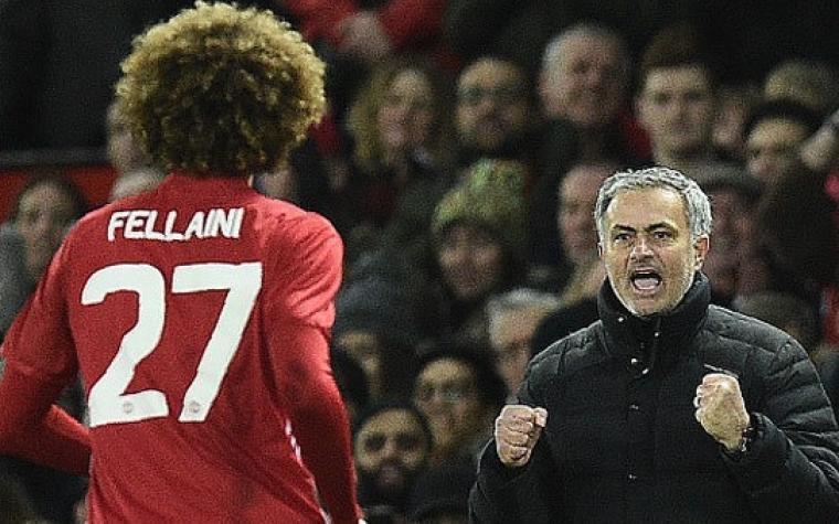 Mourinho: Fellaini je jako važan igrač za United