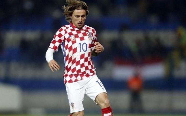 Luka Modrić izabran za igrača godine u Hrvatskoj