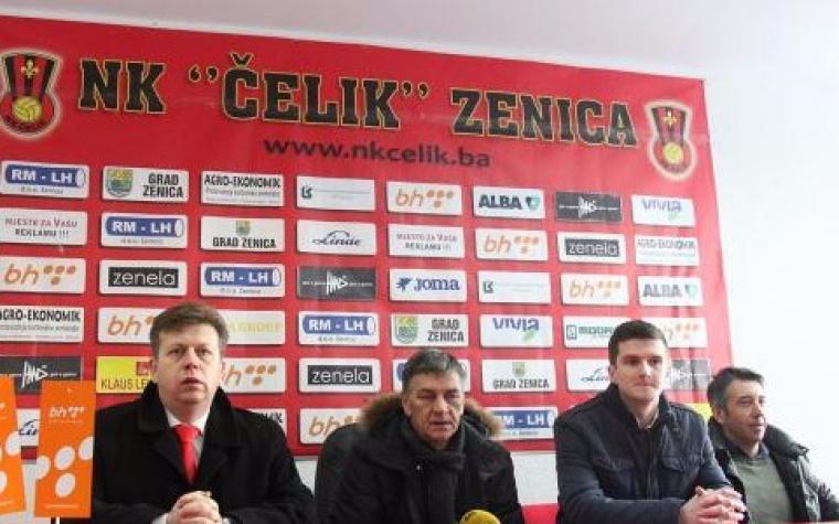 NK Čelik: Bez novih lica, uz podršku Gradske uprave cilj je opstanak