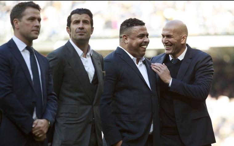 Ronaldo odgovorio na Owenov komentar o njegovoj kilaži