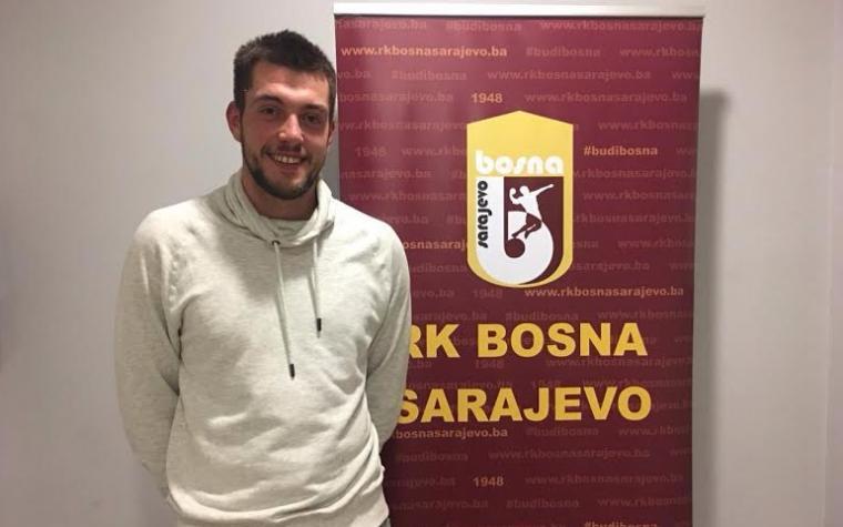 Marko Komnenović pojačao sarajevsku Bosnu