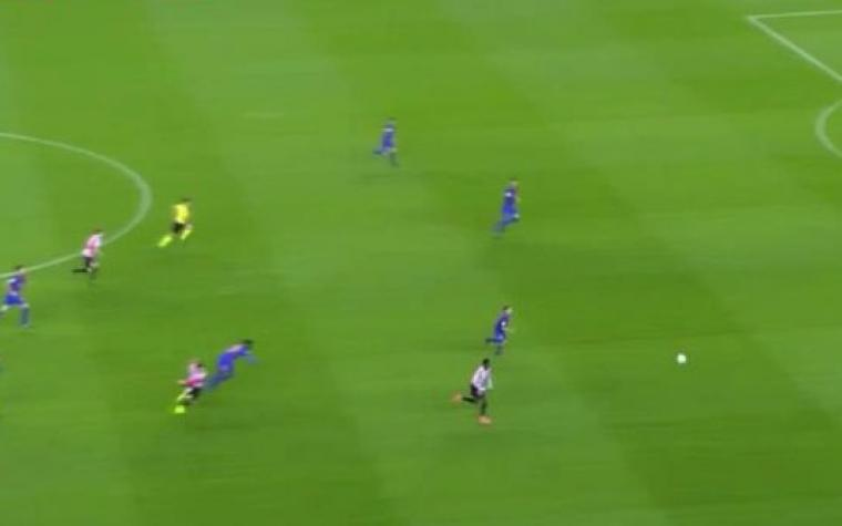 (VIDEO) Neymar iz penala povisio prednost Barcelone, Saborit vratio stvari na 'nulu'