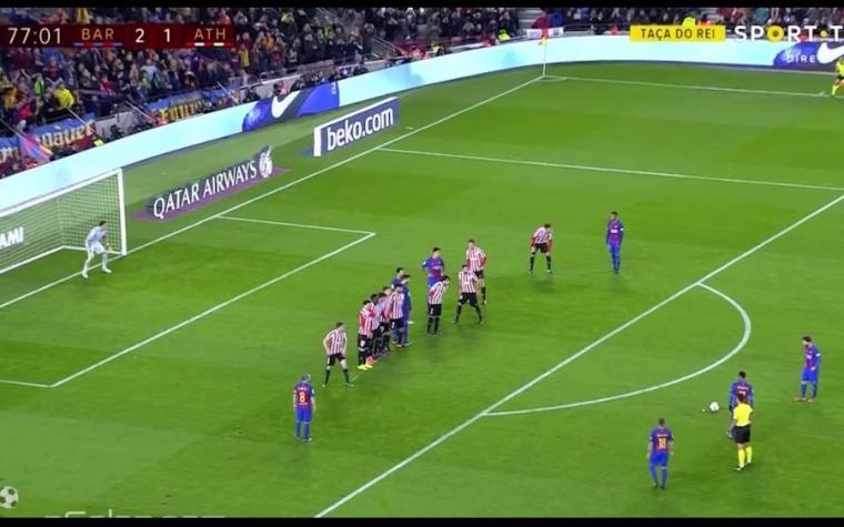 (VIDEO) Barcelonin trojac proradio: Messi golom doveo Barcelonu blizu plasmana u četvrtfinale kupa