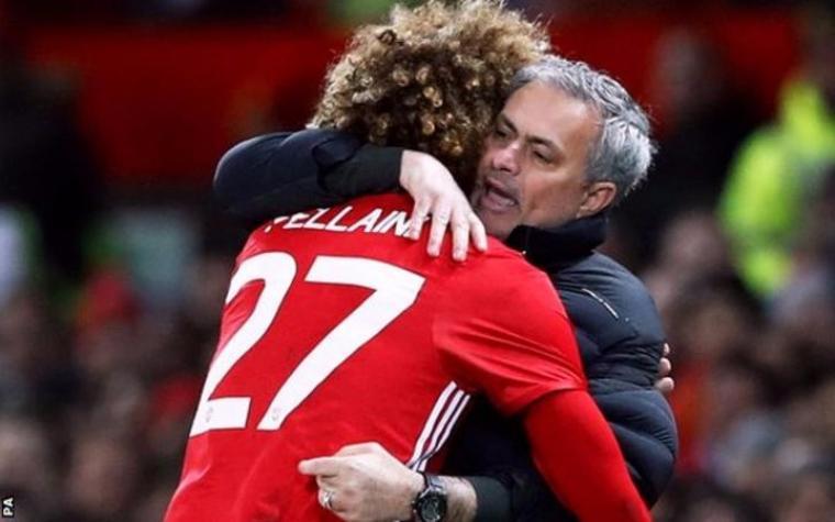 Fellainiju produžen ugovor s Manchester Unitedom