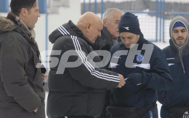 Petrović traži alternativu za teren na Grbavici