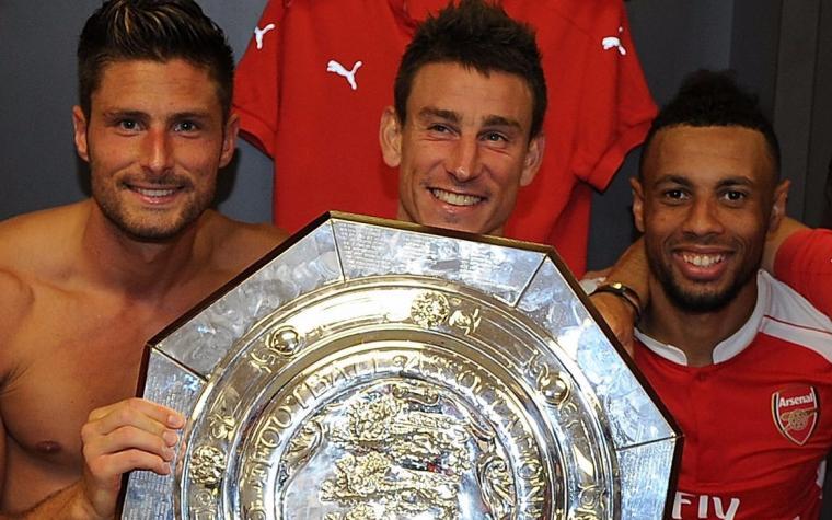 Giroud, Koscielny i Coquelin produžili ugovore s Arsenalom