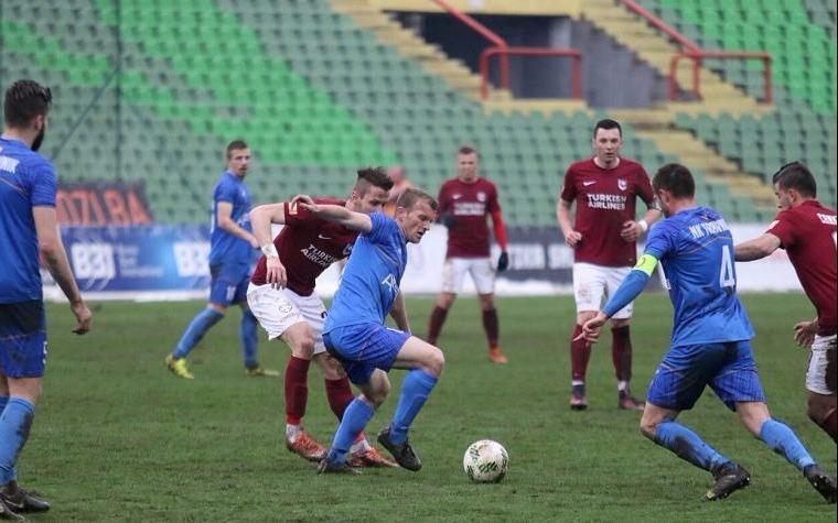 (UŽIVO) NK Travnik - FK Sarajevo