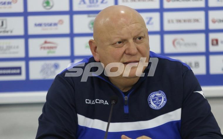 Petrović: Radnik ne može tri puta zaredom odigrati jako loše